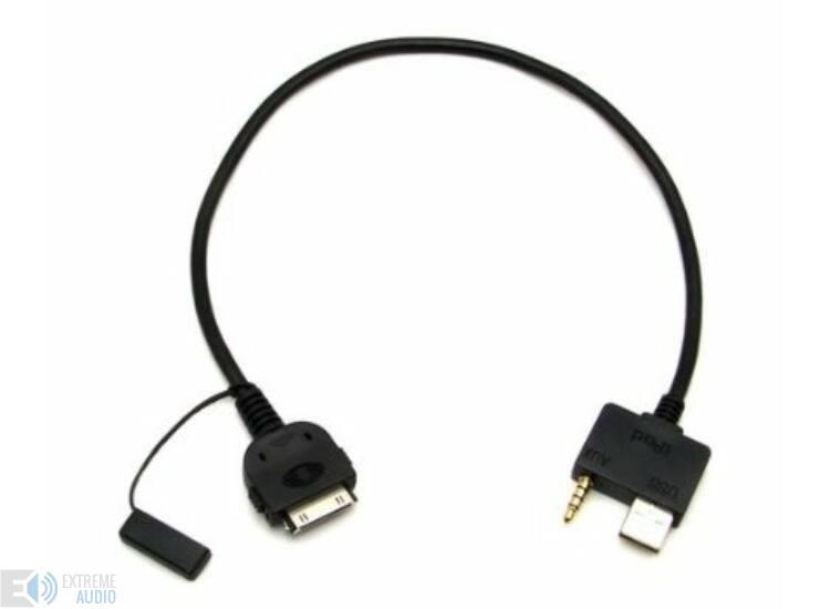 Clarion CCA 691 iPod audio/video csatlakozókábel (VRX 578/588RUSB)