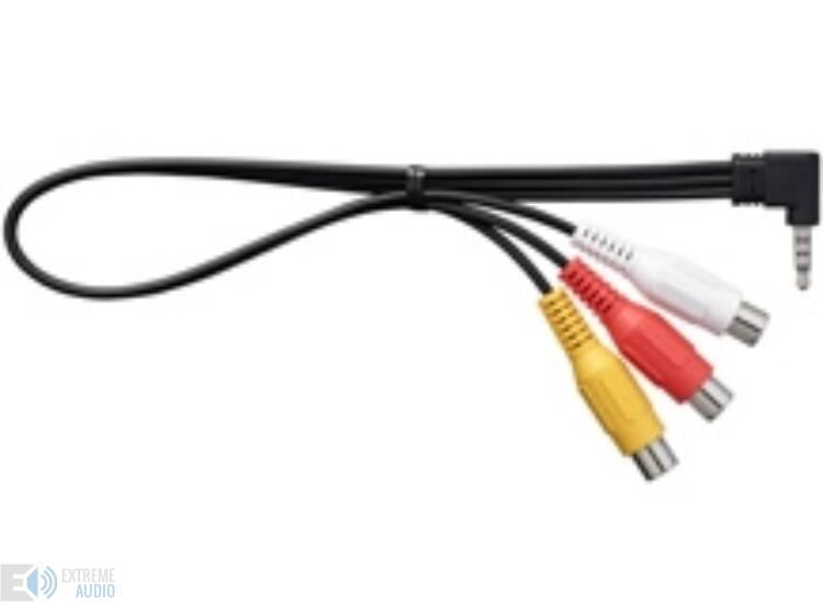 Clarion CCA 772 Előlapi AUX-KÁBEL NX503E / FX503E készülékekhez