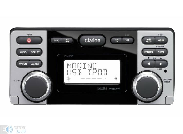 Clarion CMD 8 marine CD/USB médialejátszó