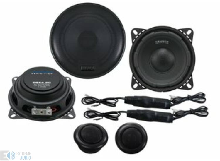 Crunch DSX4.2C hangszóró komponens szett