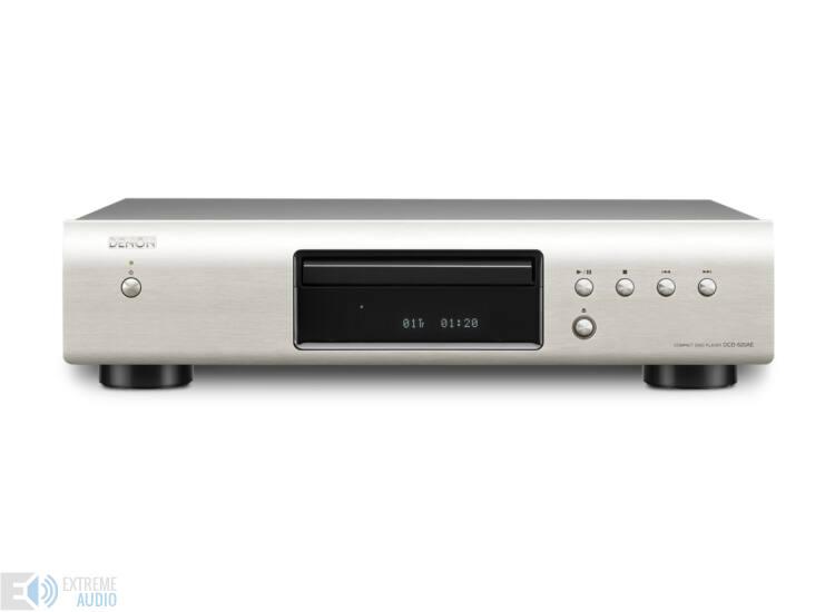 Denon DCD-520AE CD lejátszó prémium ezüst