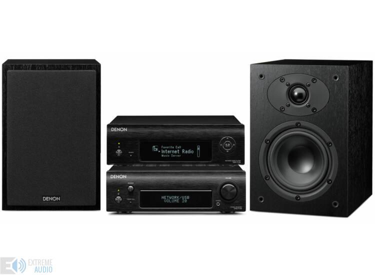 Denon DRA-DCD-F109 mini Hi-Fi rendszer