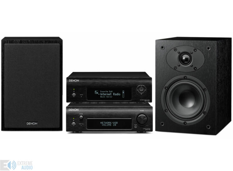 Denon DRA-DNP-F109 mini Hi-Fi rendszer
