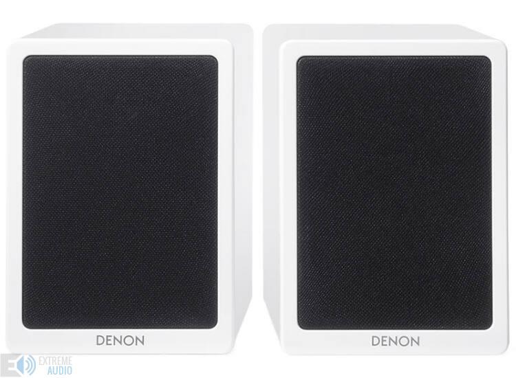 Denon SCN-4 Polcsugárzó pár, fehér
