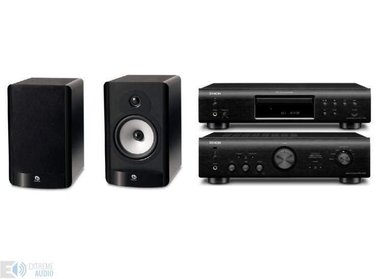 Denon PMA-720AE + DCD-720AE Sztereó szett+ Boston Acoustics A26