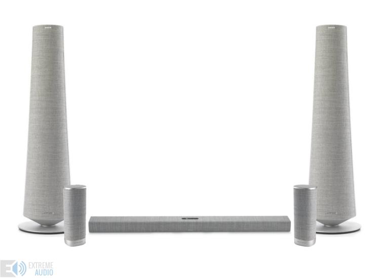 Harman Kardon Citation Bar + Tower + Surround 5.0 szett, szürke