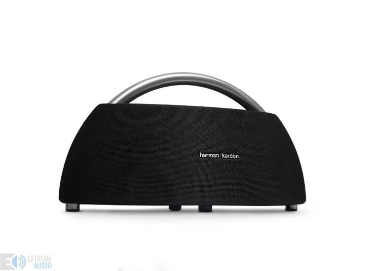 Harman Kardon Go + Play hordozható Bluetooth hangszóró, fekete (Bemutató darab)