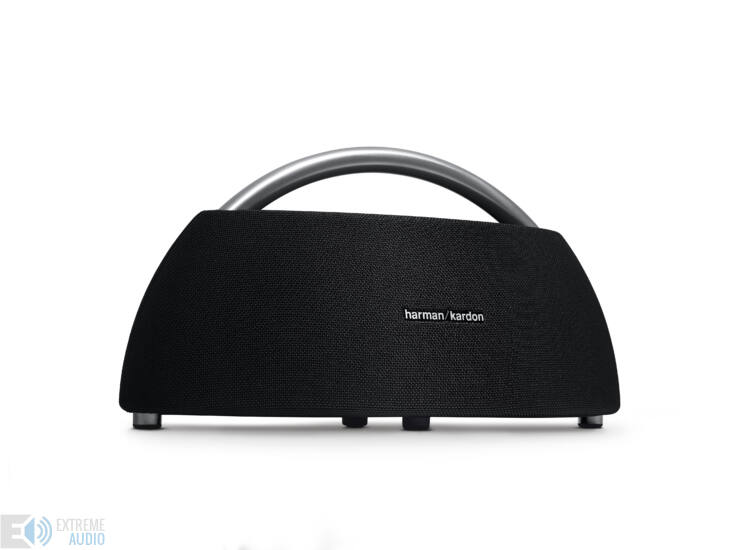 Harman Kardon Go + Play hordozható Bluetooth hangszóró, fekete