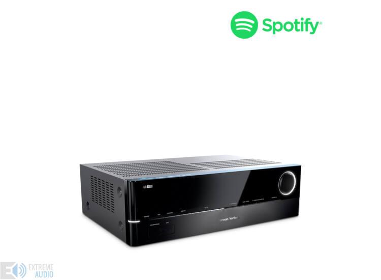 Harman Kardon AVR-151S 5.1 házimozi erősítő, Spotify támogatással