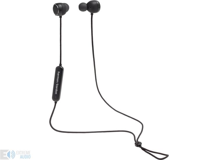 Harman Kardon FLY BT Bluetooth fülhallgató, fekete (Bemutató darab)
