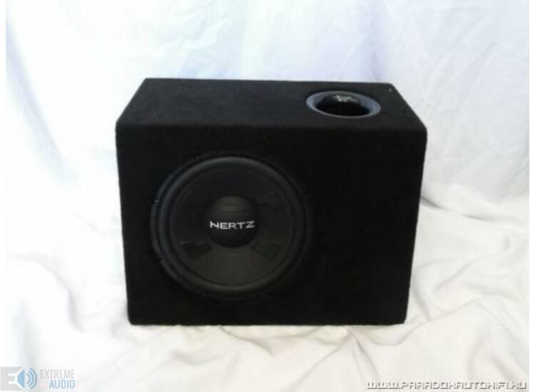 Hertz DS BOX 25.3BR Bass Reflex mélynyomó láda, 25cm