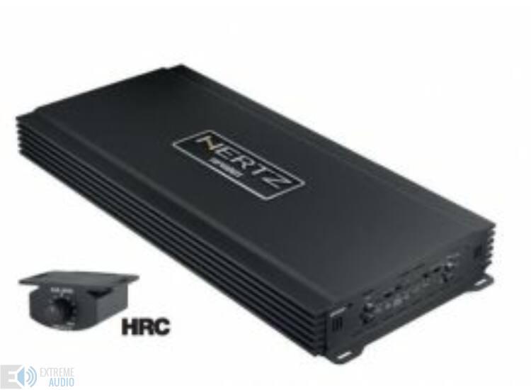 Hertz HP 6001 1x6.000W RMS Mono erősitő