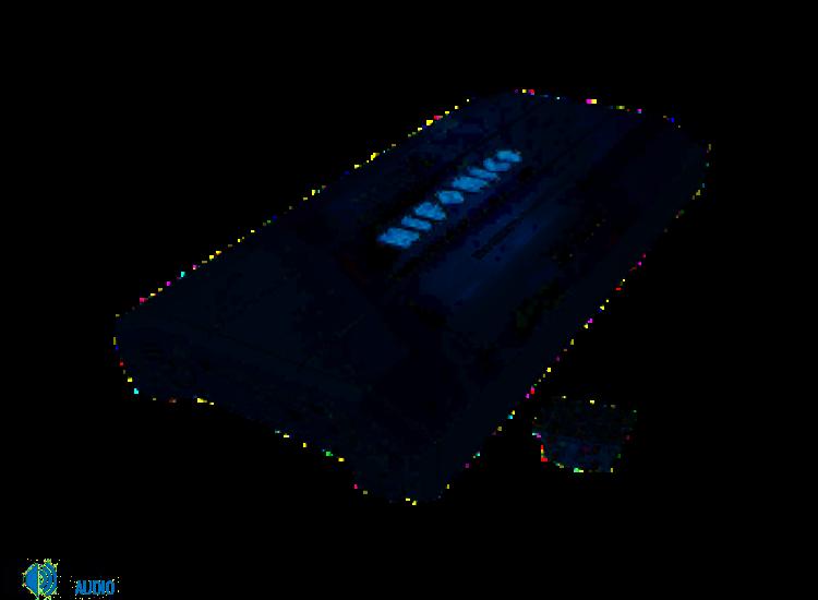 Hifonics BXI8000D mono erősítő