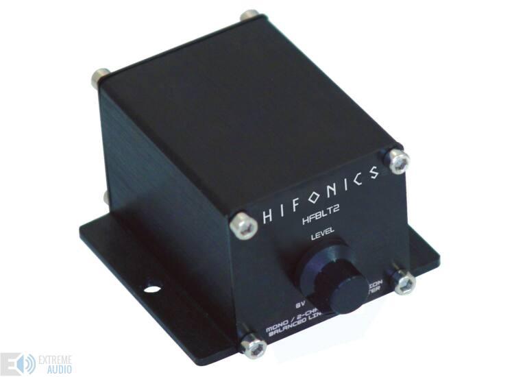Hifonics HF-BLT2 jelszint átalakító
