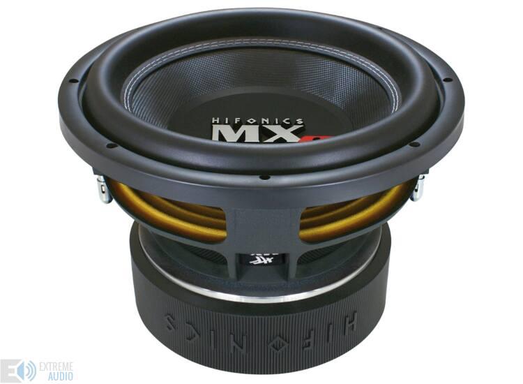 Hifonics MXS12D2 mélysugárzó Bolti bemutató darab