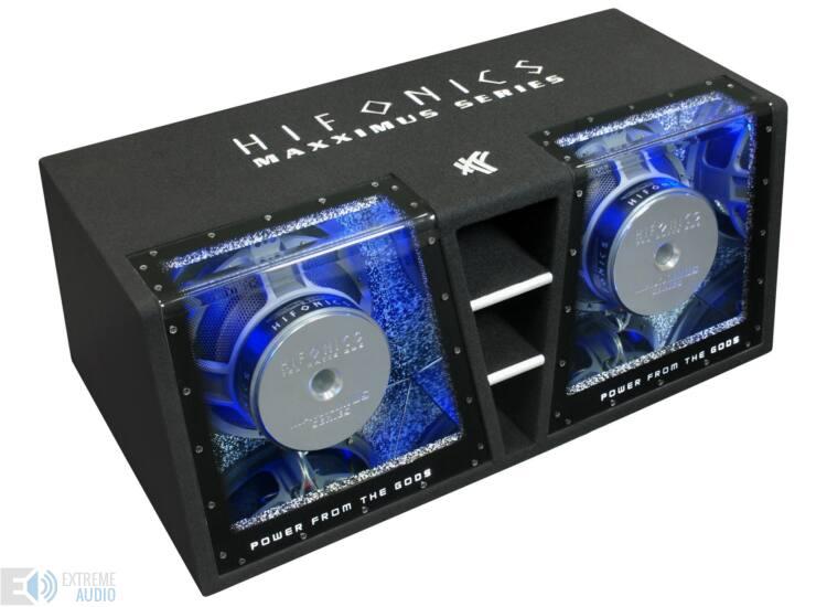 Hifonics MXT12DUAL mélyláda