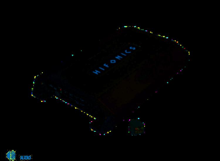 Hifonics TSI6004 4 csatornás erősítő