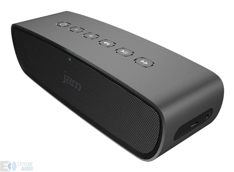 JAM Heavy Metal (HX-P920) Bluetooth hangszóró, fekete