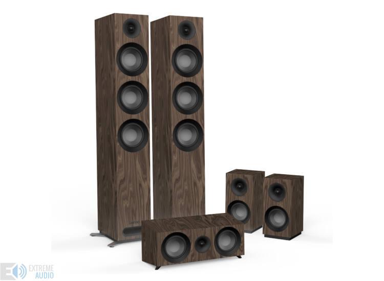 Jamo S 809 HCS 5.0 hangfalszett, dió
