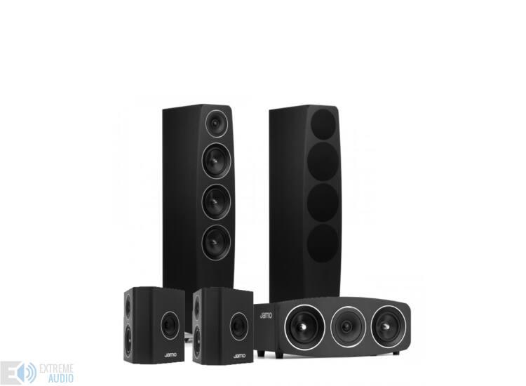 Jamo C97 5.0 hangfalszett, fekete