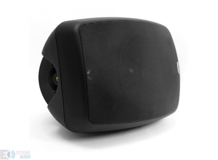 Jamo I/O 8A2 kültéri/beltéri hangszóró pár, fekete (Bemutató darab)