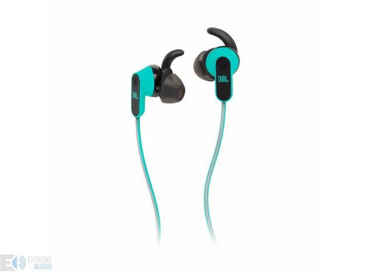JBL Reflect Aware zajszűrős sport fülhallgató iOS, türkiz