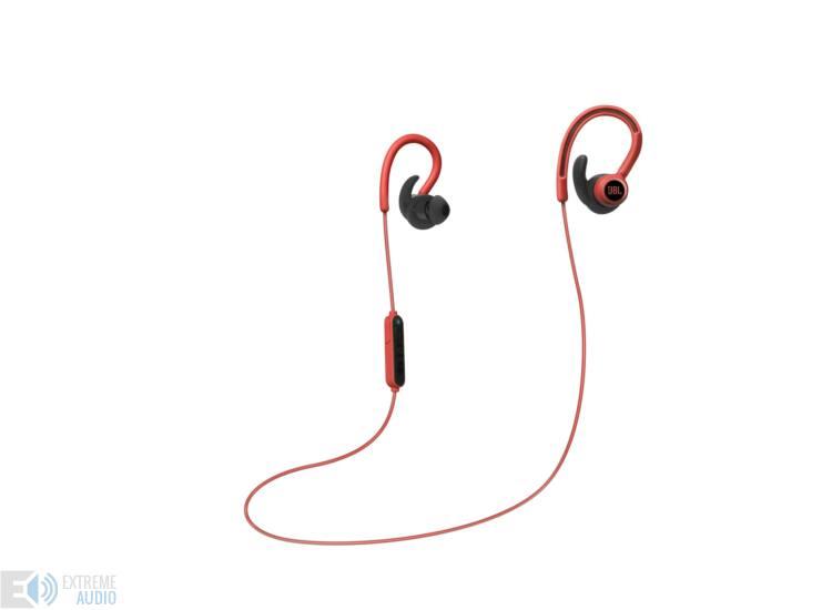 JBL REFLECT CONTOUR BT bluetooth fülhallgató, piros