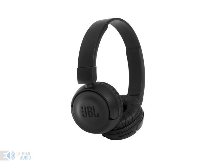 JBL T460 BT bluetooth fejhallgató, fekete (Bemutató darab)