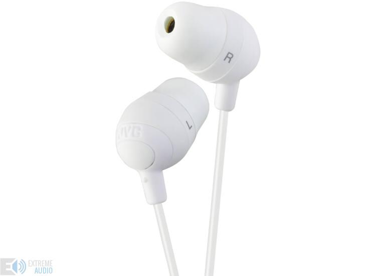 JVC HA-FX32 MARSCHMALLOW PRO fülhallható, fehér