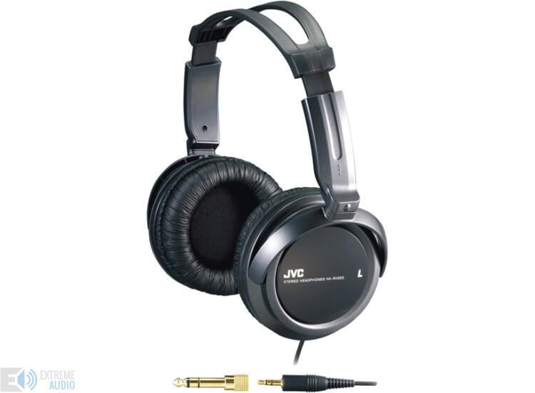 JVC HA-RX300 HI-FI zárt fejhallgató