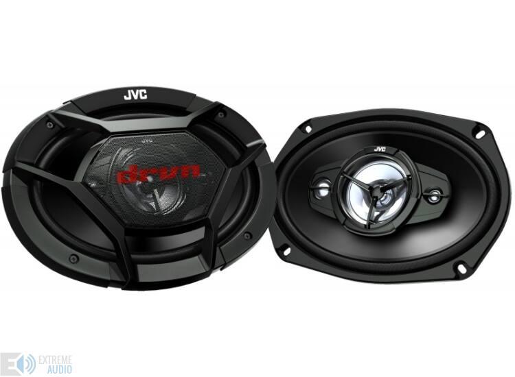 JVC CS-DR6940 16x24cm-es nagy ovál autó hangszóró pár koax
