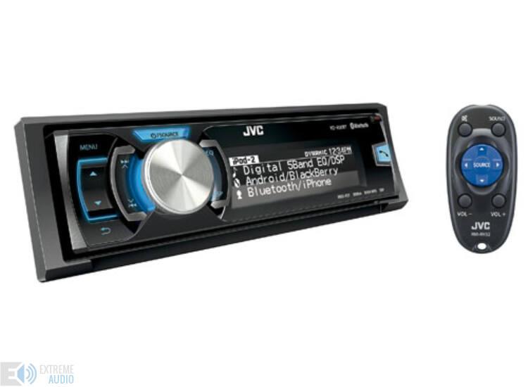 JVC KD-R90BT  USB MP3/CD/USB/BLUETOOTH-os fejegység