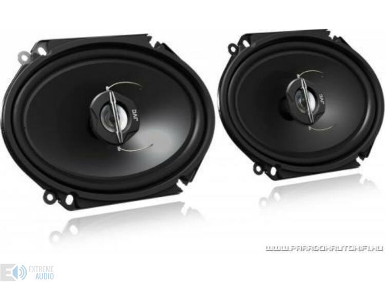 JVC CS-J6820 14x20cm-es nagy ovál autó hangszóró pár koax