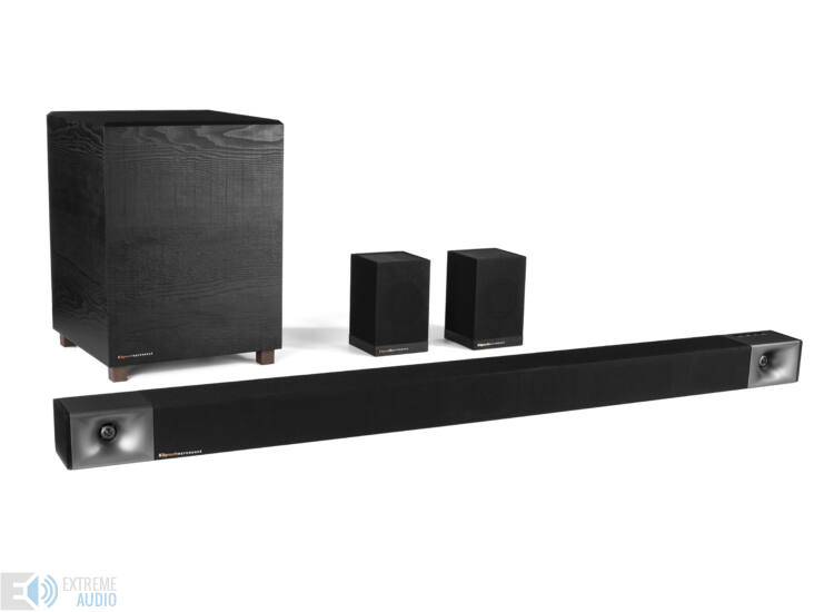 Klipsch BAR 48 + Surround 3 5.1 szett