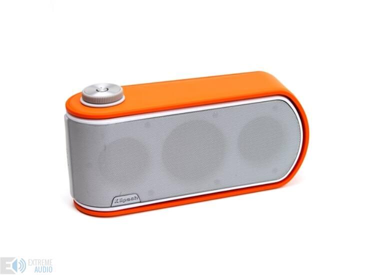 Klipsch GIG BELT multimédia hangszóró tok, narancssárga