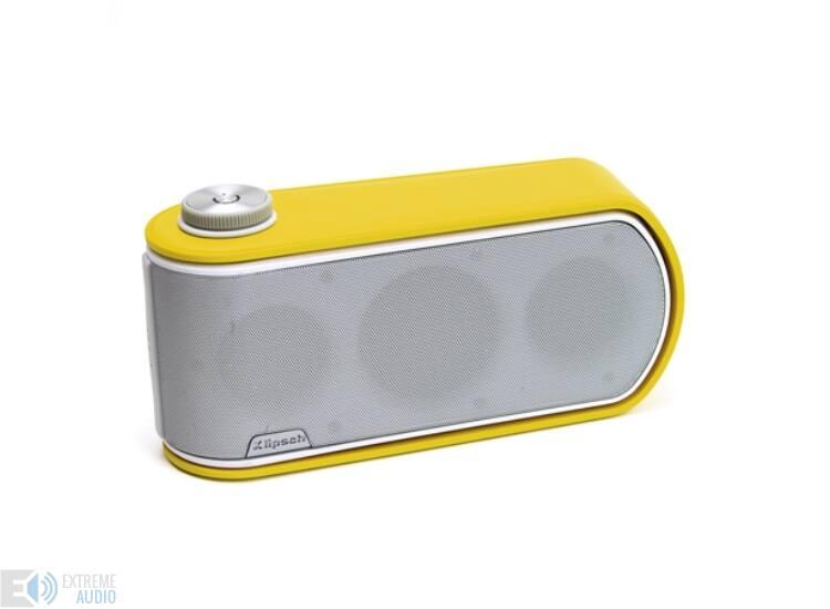Klipsch GIG BELT multimédia hangszóró tok, sárga