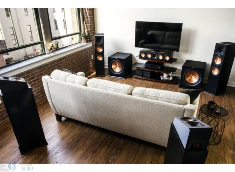Klipsch Dolby Atmos 5.4.1 hangfal szett (280FA-250F-140SA-450C-112SW)