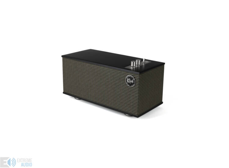 Klipsch The One II Bluetooth hangszóró, matt fekete