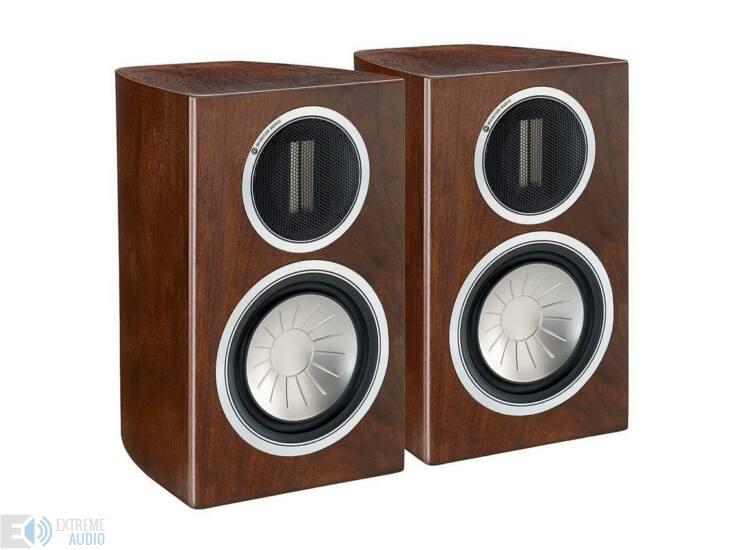 Monitor Audio GX100 hangfal pár sötét dió