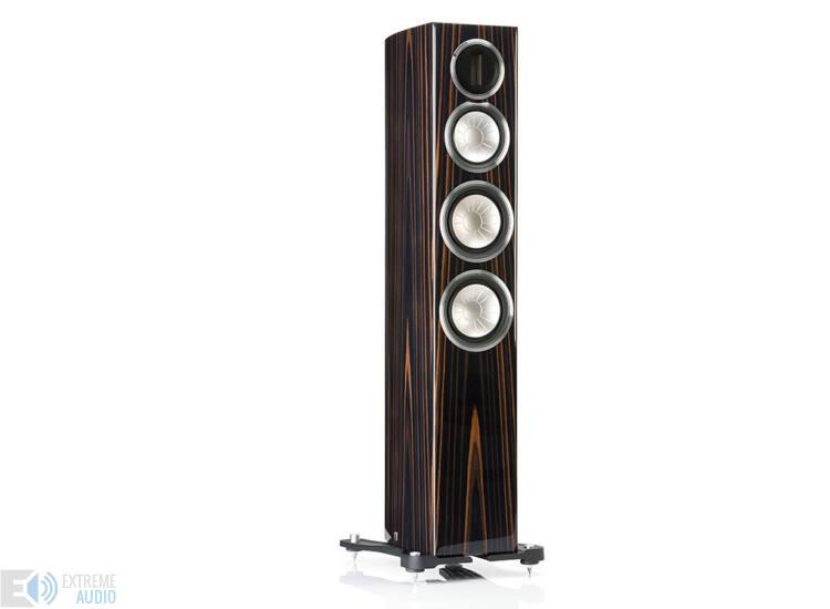 Monitor Audio GX200 hangfal pár ébenfa