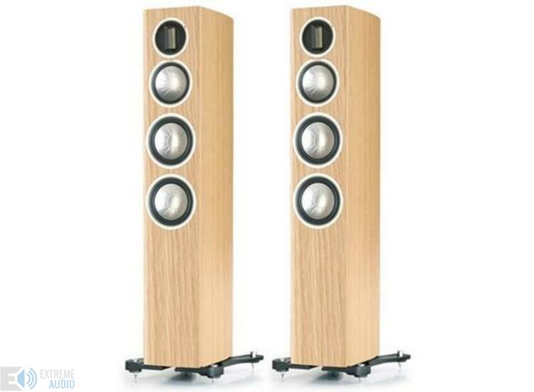 Monitor Audio GX300 hangfal pár natúr tölgy