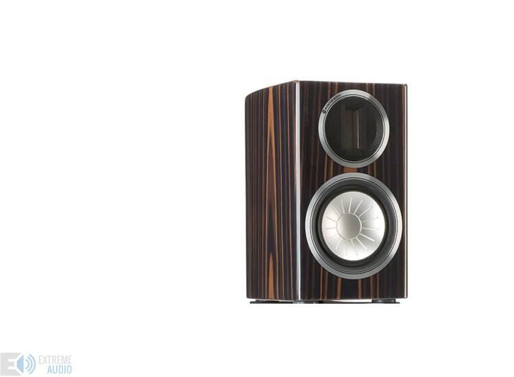 Monitor Audio GX50 hangfal pár ébenfa