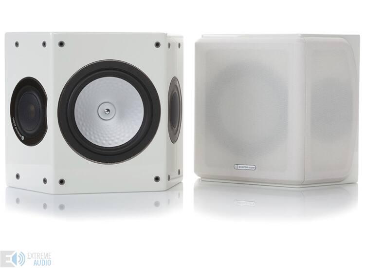 Monitor Audio Silver FX  magasfényű hangfal pár fehér lakk