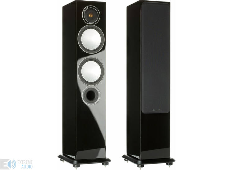 Monitor Audio Silver 6 magasfényű hangfal pár