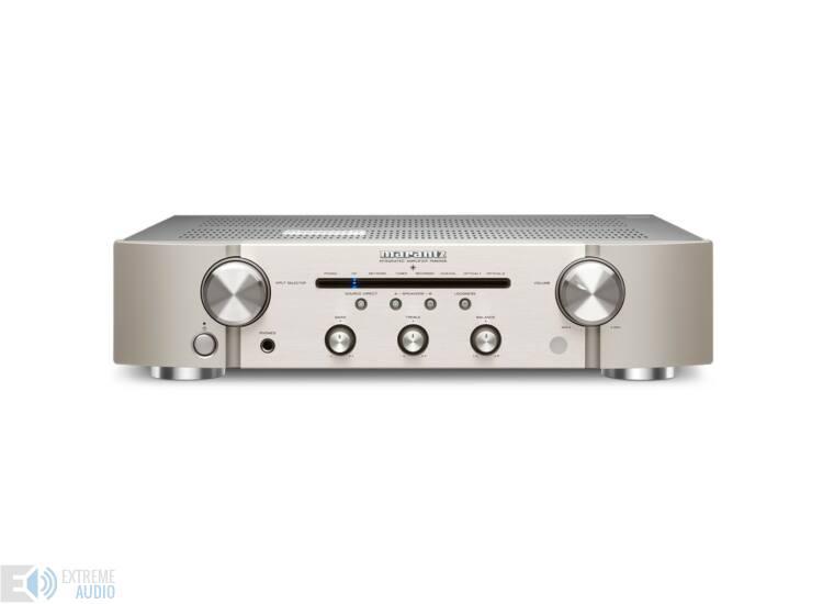 Marantz PM-6006 Integrált erősítő, ezüst-arany