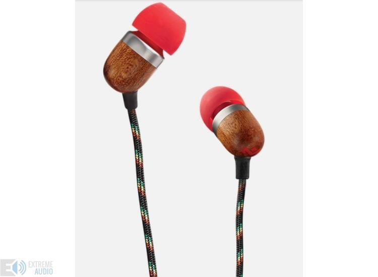 Marley (EM-JE041-FI) Smile Jamaica Fire fülhallgató, Android