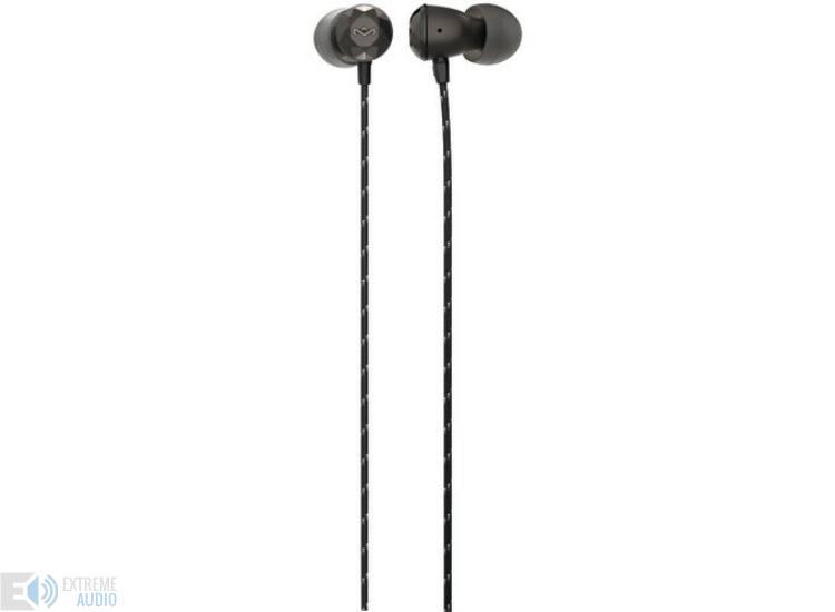 Marley (EM-FE033-HM) Nesta in-ear Hematite fekete