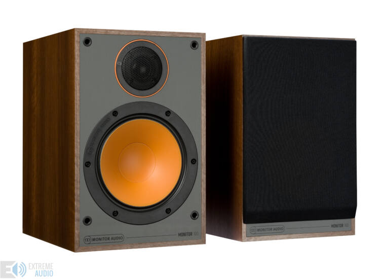 Monitor Audio Monitor 100 hangfal pár, dió