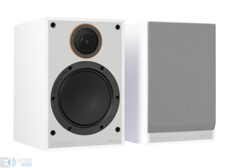 Monitor Audio Monitor 100 (4G) hangfalpár, fehér