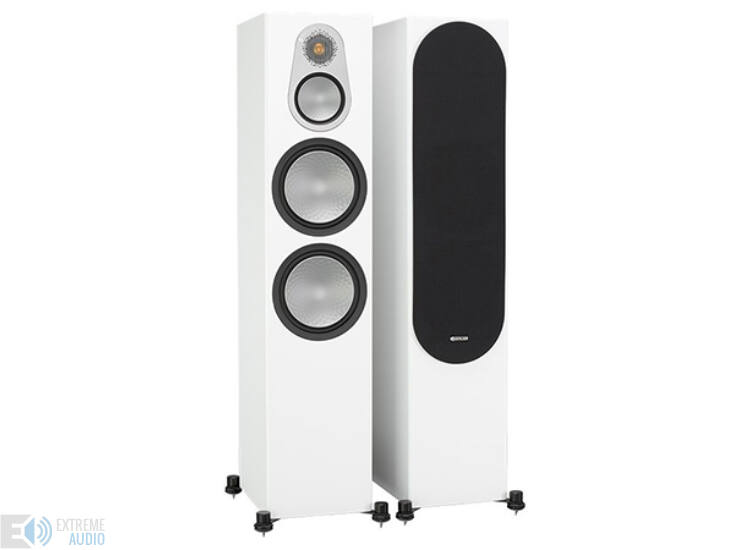 Monitor Audio Silver 500 frontsugárzó, fehér